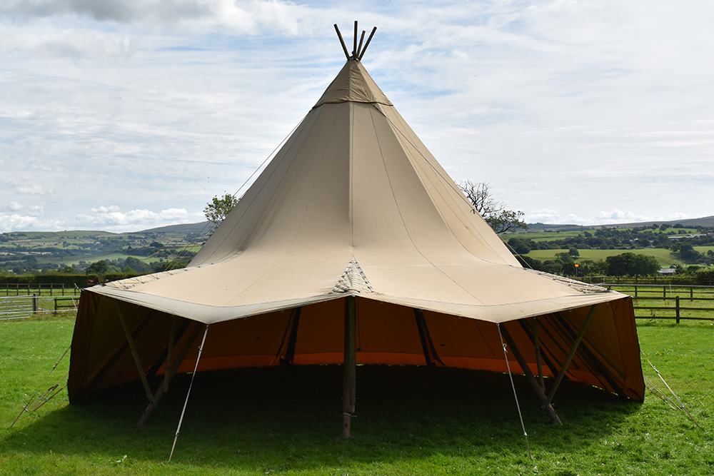 premium selection 34108 0945e Tipi Hire Suffolk | Giant Tipi Suffolk